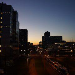The 'Uithof' @ evening